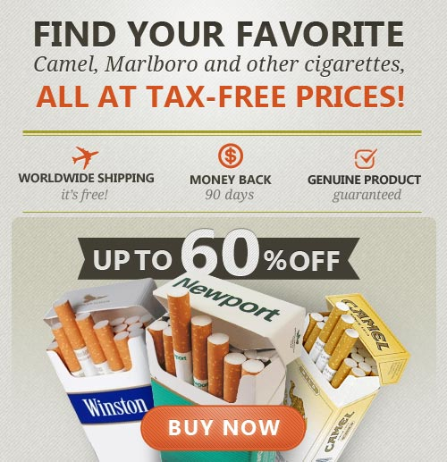 Buying cigarettes online in Canada